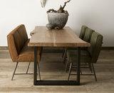 Baumstamm Tisch Urbania_