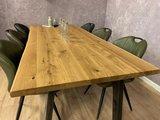 Baumstamm Tische Eichen _