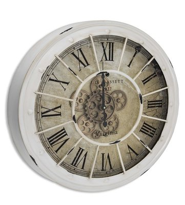 Uhr Fortune White