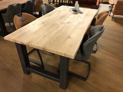 Eichen Baumstamm Tische