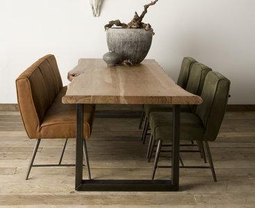 Baumstamm Tisch Urbania