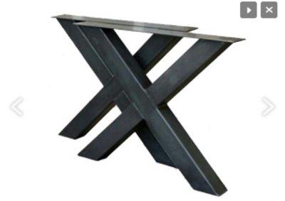 Tischbein X